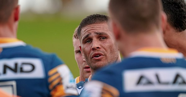 Will Smith departs from Eels