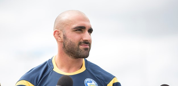 Mannah excited for Battle of the West