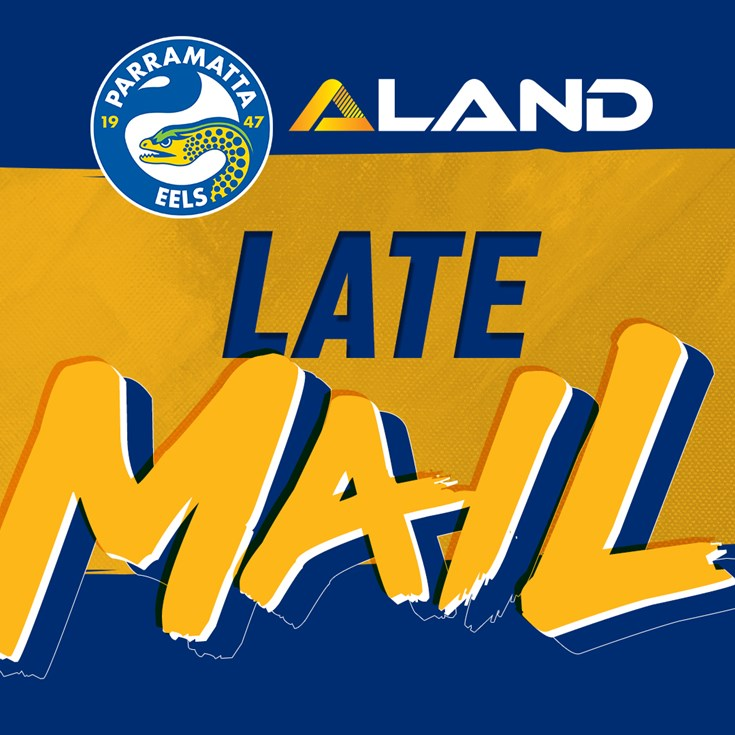 Eels v Bulldogs Late Mail