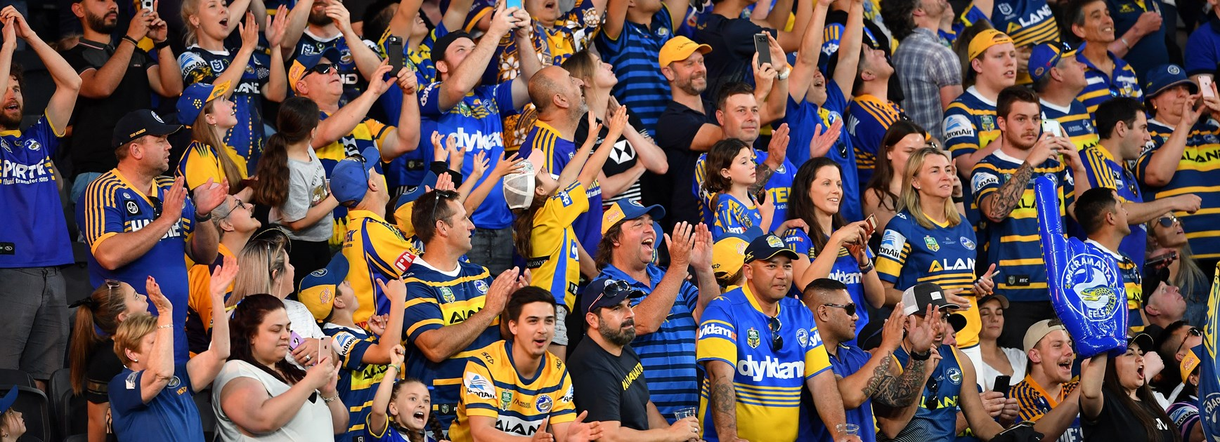 Eels Membership Competition Winner