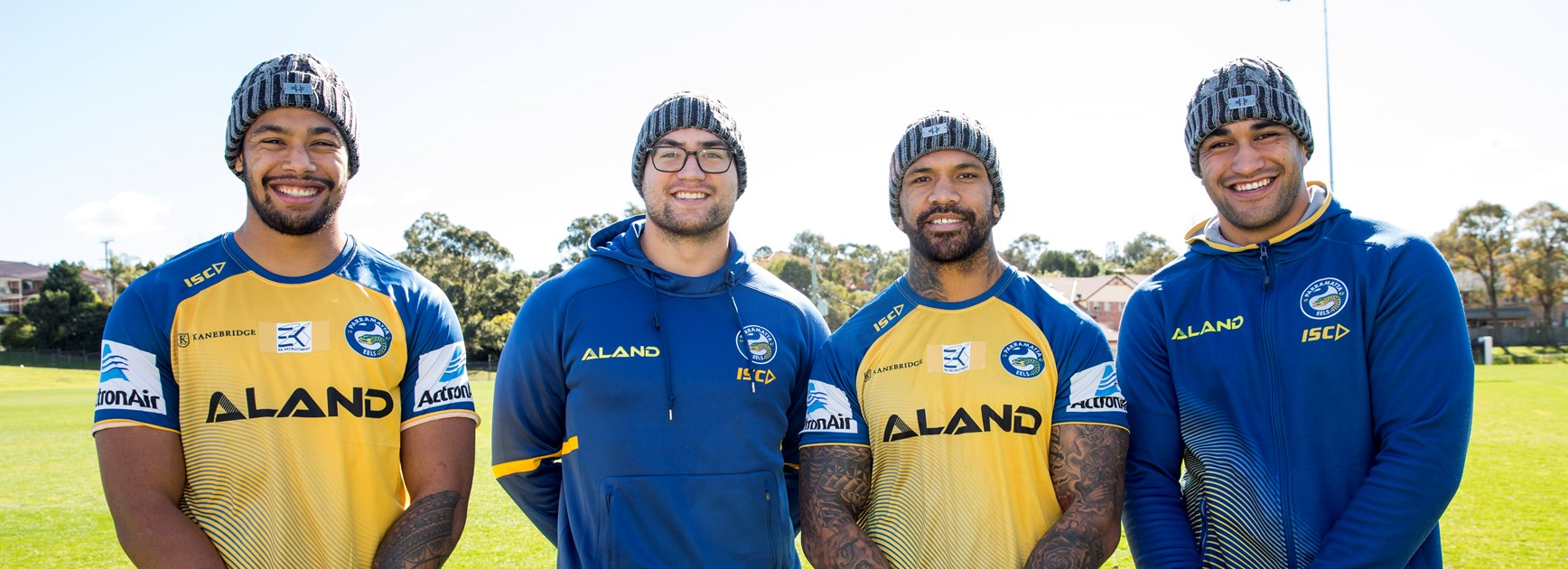 Rugby league community rallies around Beanies for Brain Cancer