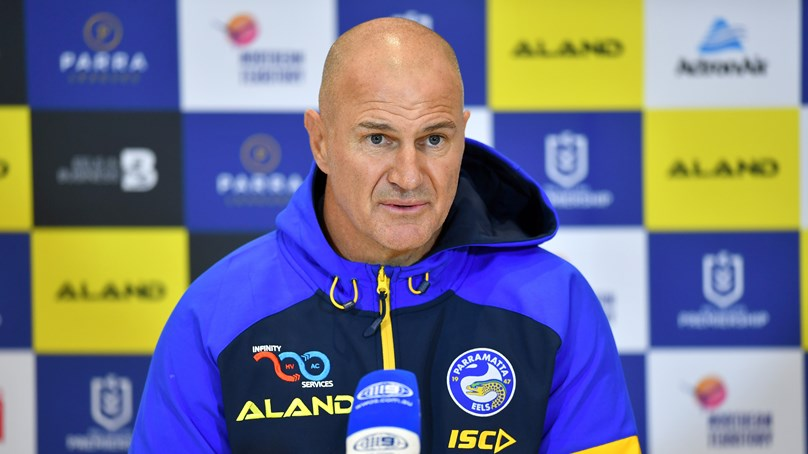 Post Match Press Conference: Brad Arthur, Round Eight