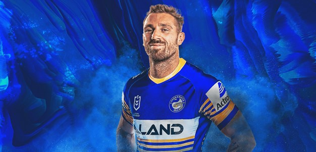 Parramatta Eels sign Bryce Cartwright