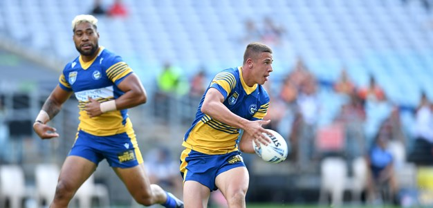 Eels dominate Dragons in Knock-On Effect NSW Cup
