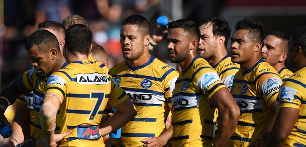 Eels go down to Sea Eagles in record win