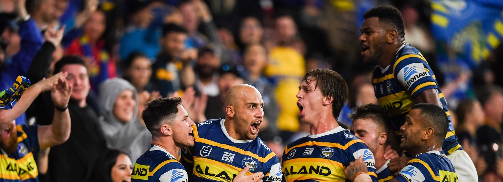 Eels in line for Dally M honours