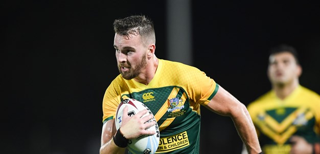 Gutherson stars for PM's XIII in win over Fiji