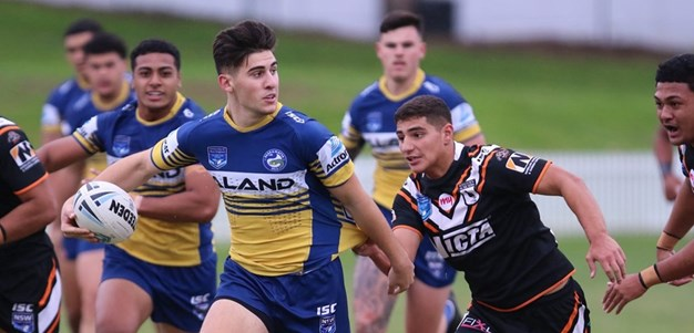 Eels juniors back in action