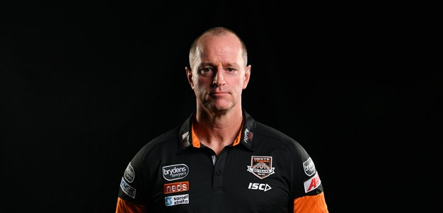 Wests Tigers name their line up