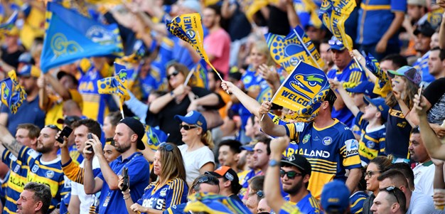 Limited tickets remaining to Round 25 v Sea Eagles