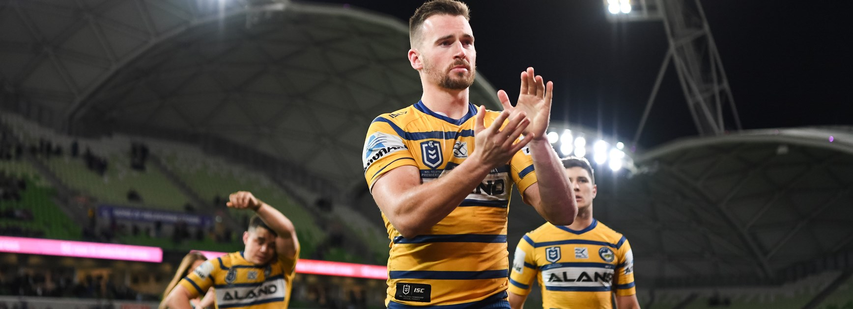 Eels thank Blue & Gold Army