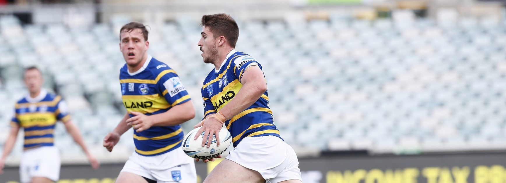 Jersey Flegg charge home to secure thrilling victory over Warriors