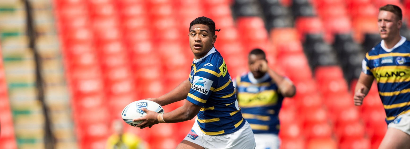Eels Jersey Flegg's Fonua finalist for trainee of the year