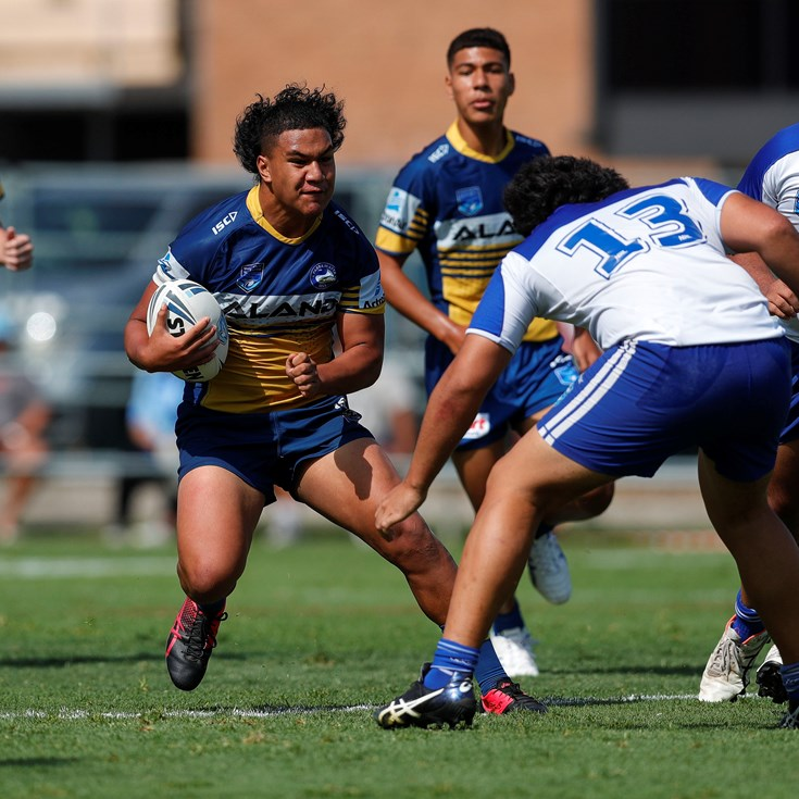 Eels 2021 Junior Rep teams show flare in trials