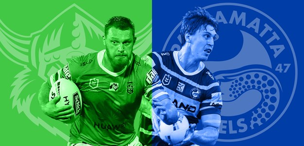 Eels v Raiders, Match Preview