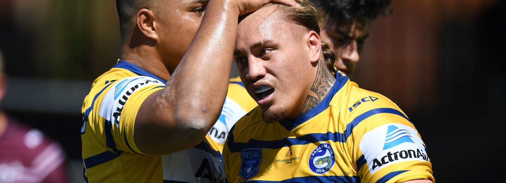 Eels Jersey Flegg claim two points in controlled win over Mounties