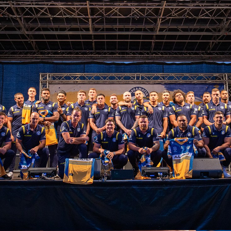 2021 Eels Season Launch