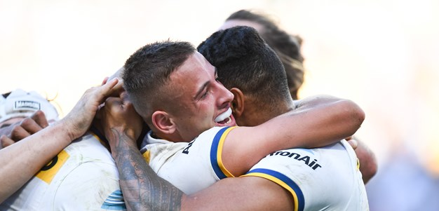 Match Highlights: Warriors v Eels