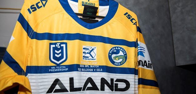 Late Mail: Eels confirm Round Two line up