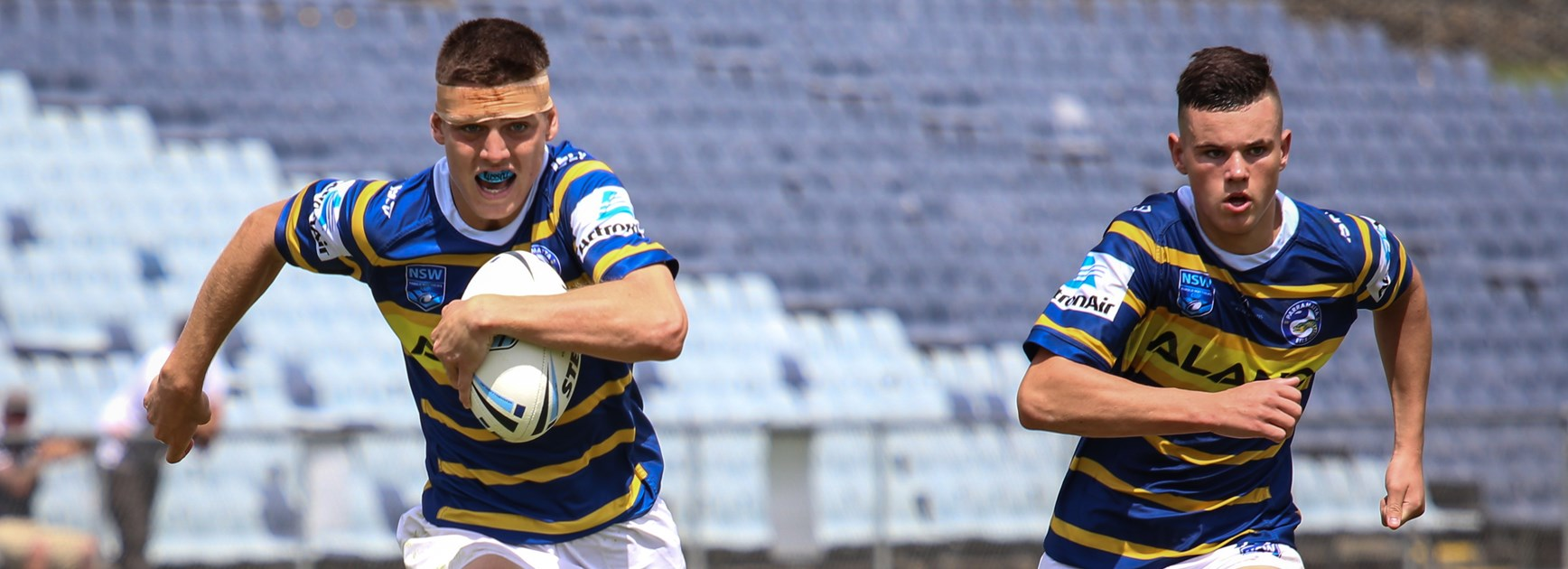 Eels Junior Rep Round Eight squads named