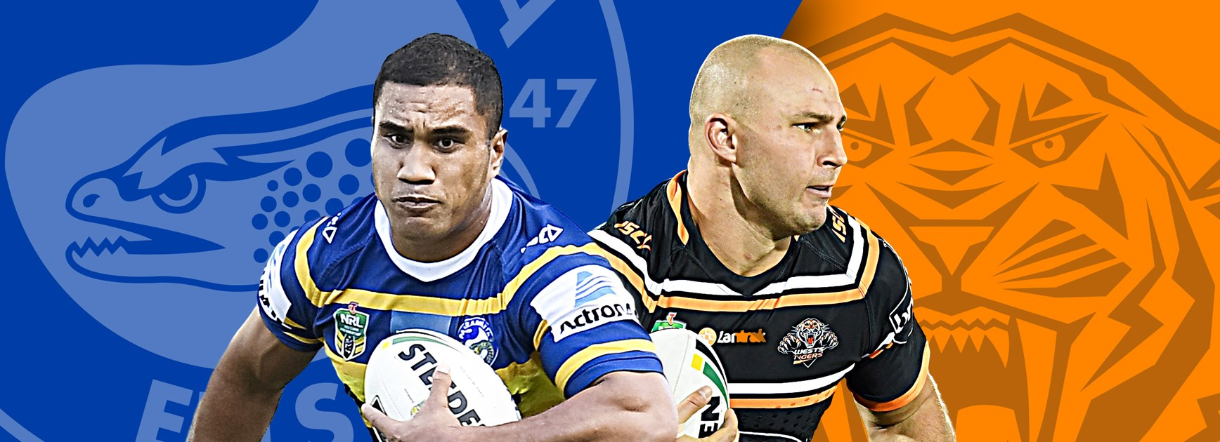 Eels v Wests Tigers, Round Eight Match Preview