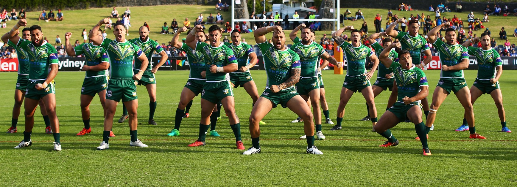 Three Eels named in Cook Islands squad