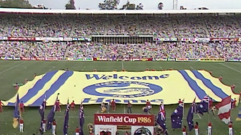 Classic: Eels v Dragons - Round 2, 1986