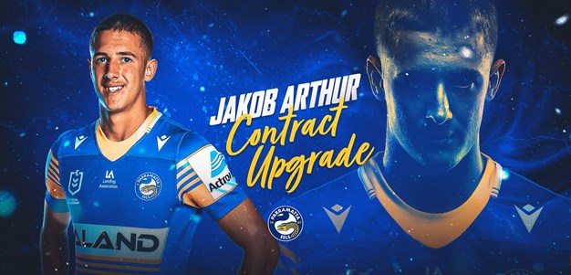 Jakob Arthur Contract Upgrade