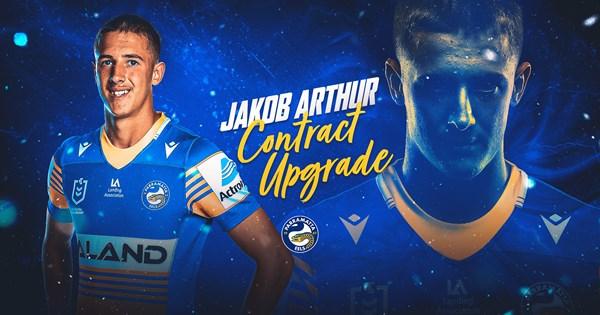Jakob Arthur Contract Upgrade