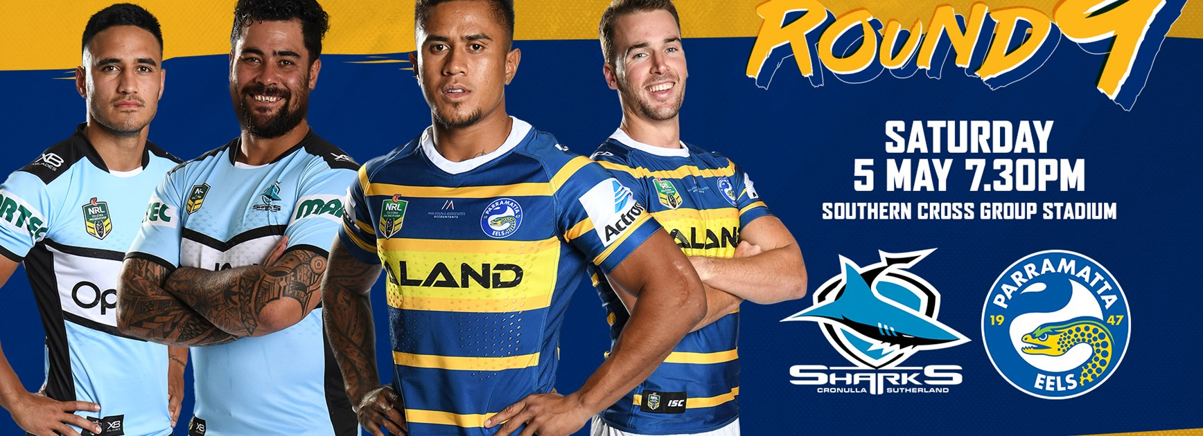 Sharks v Eels Match Preview