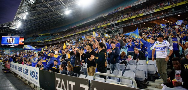 Game Day Info:Eels v Warriors, Round Eleven