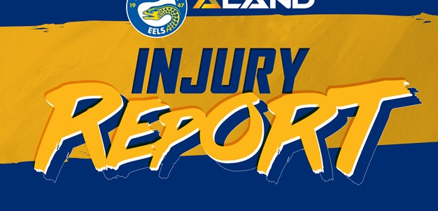 Injury Report: Round Two