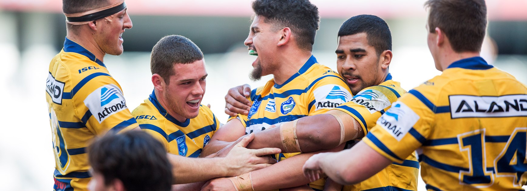 Eels Jersey Flegg dominate Sea Eagles in Round 22
