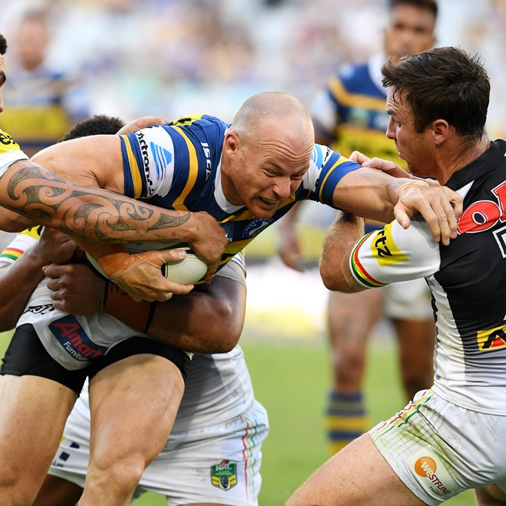 Eels fall short against Panthers