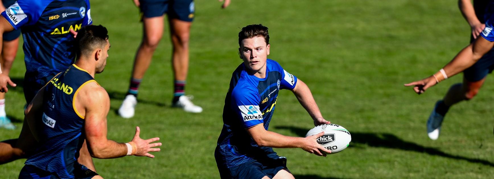 Jai Field secures development contract with Parramatta Eels