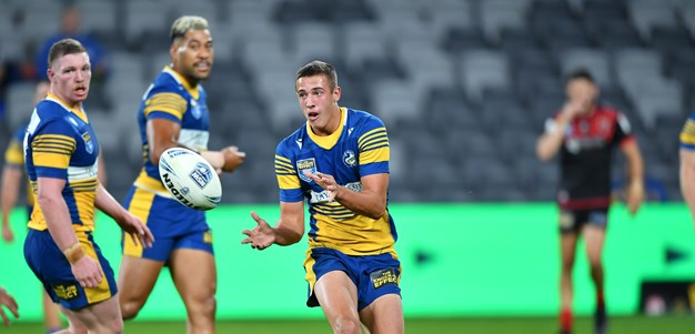 Eels keep clean sheet in rout of depleted Bears