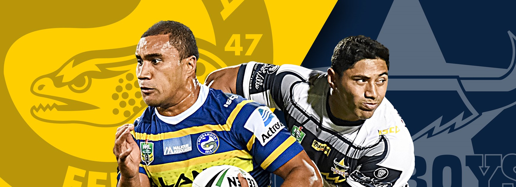 Eels v Cowboys, Round 14 Match Preview