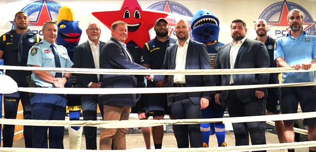 Parramatta Eels announce partnership with PCYC NSW