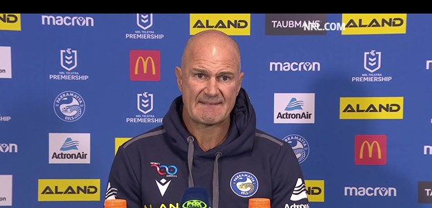 Brad Arthur Press Conference Round Five