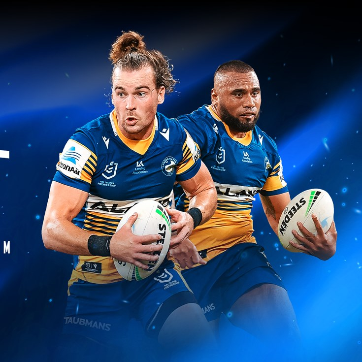 Late Mail - Warriors v Eels, Round Ten