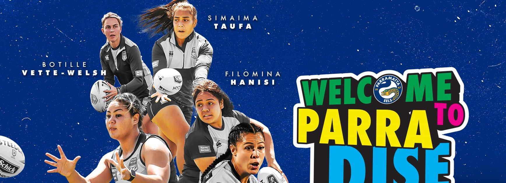 Five players join Eels' NRLW team