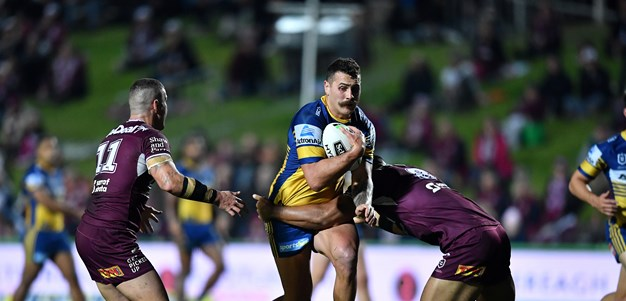 First-half blitz sets up Sea Eagles win over sloppy Eels