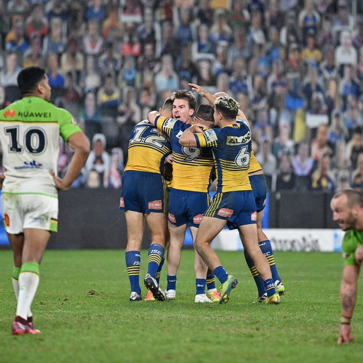 Man of the Match: Eels v Raiders, Round Seven