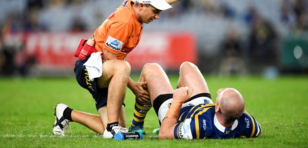 Beau Scott suffers season ending injury