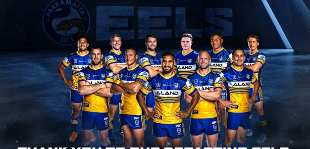 Eleven players to depart Parramatta Eels