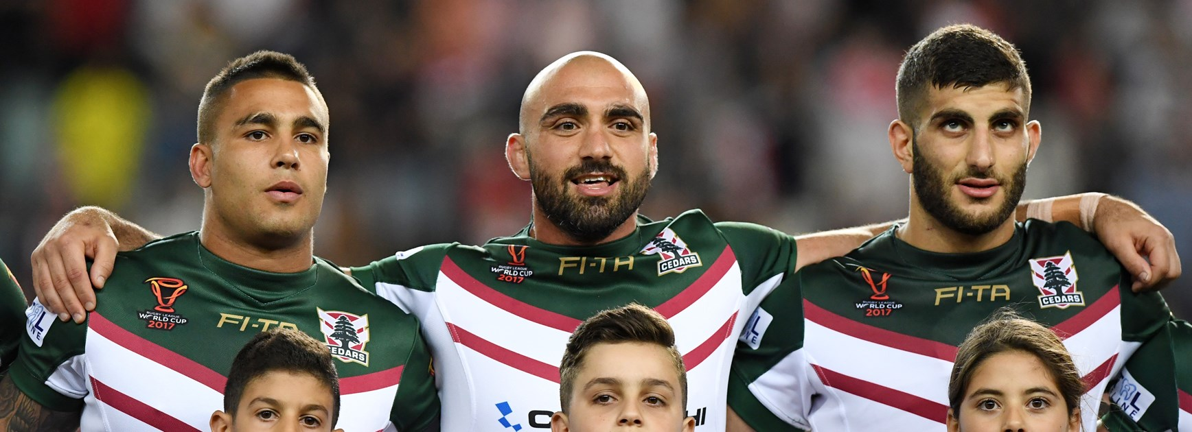 Mannah named in Lebanon side to face Fiji