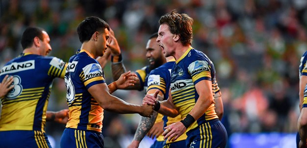 Match Highlights: Eels v Rabbitohs, Semi Final