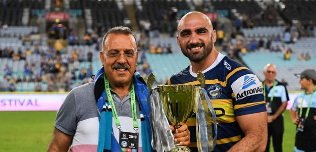 Eels to play for Johnny Mannah Cup in Round 13