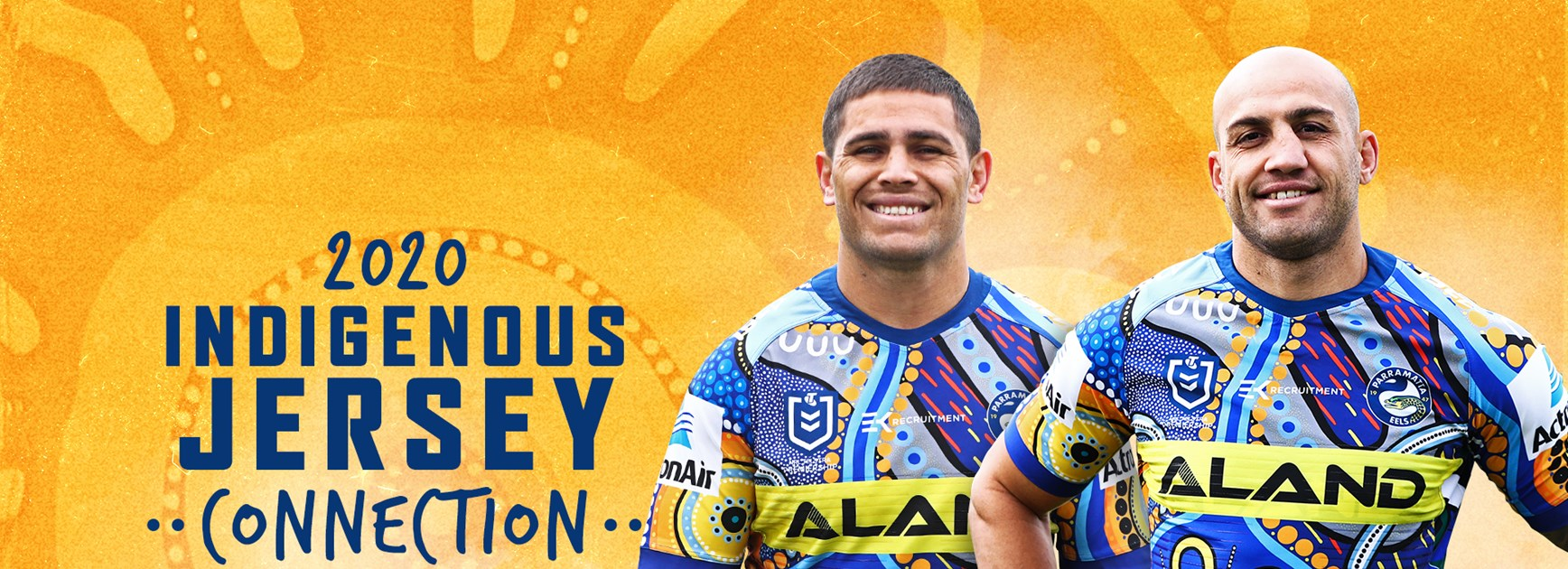 What the 2020 Indigenous Jersey means to the Eels