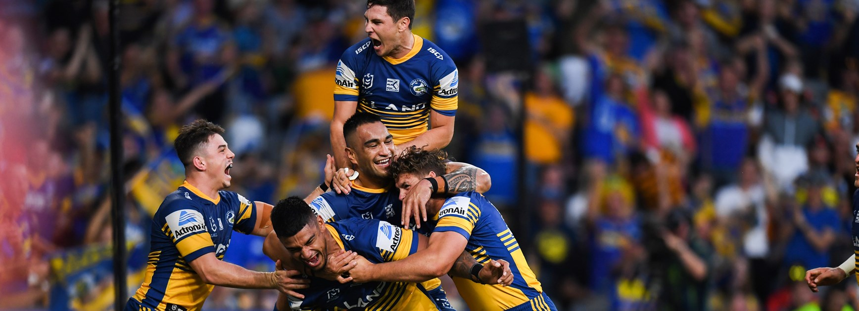 FAN VOTE | Best on Ground, Eels v Wests Tigers, Round Six